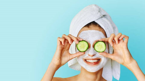 Natural face cleansers cucumber