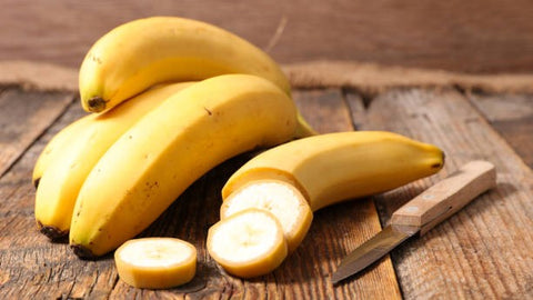 Superfood bananas