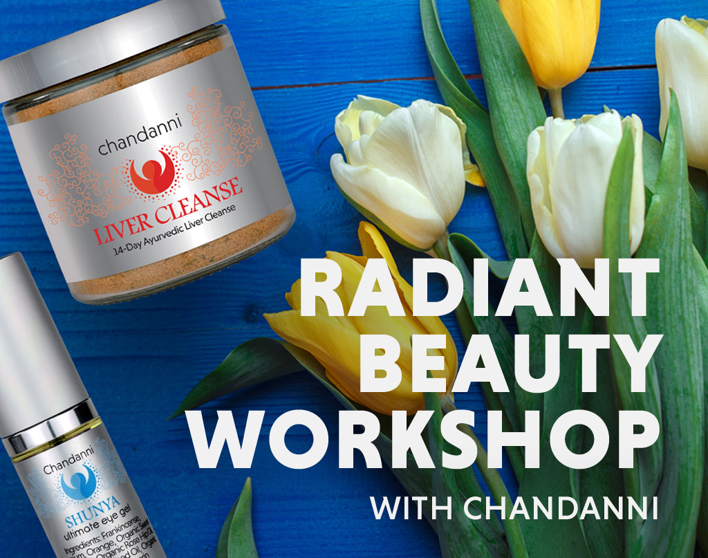 Radiant Beauty and Wellness Workshop