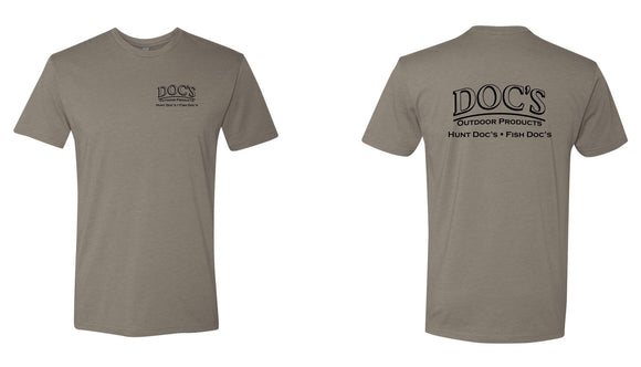 Doc's Long Sleeve Logo T-Shirt (S-5XL)