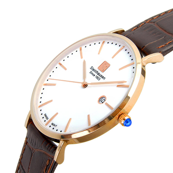 Burgdorf Collection - Rose-Gold / Brown