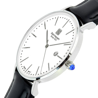 Burgdorf Collection Women - Silver/ Black
