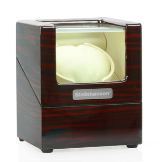Steinhausen Heritage Single Watch Winder/Cherrywood