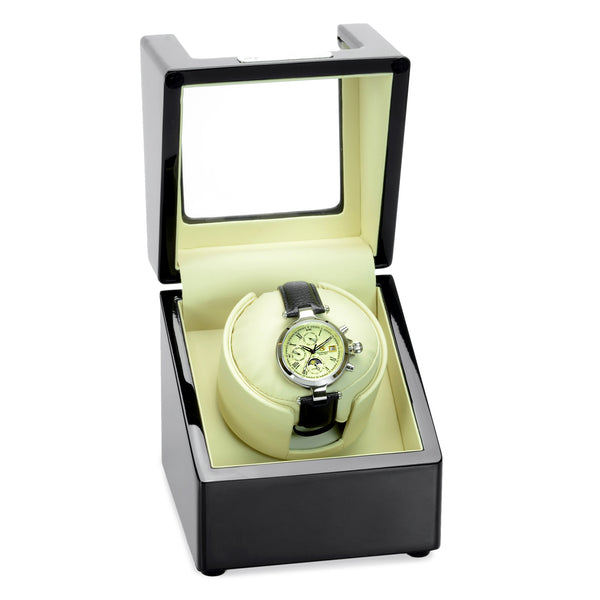 Steinhausen Heritage Single Watch Winder/Onyx