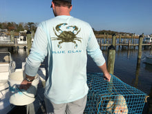 Blue Claw Sun Shirt // 2 Colors