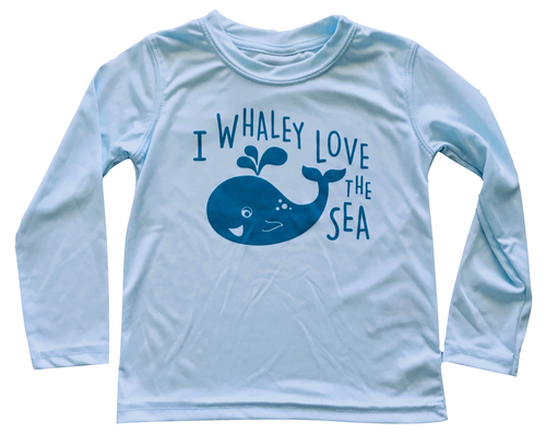 Whaley Kids Sun Shirt