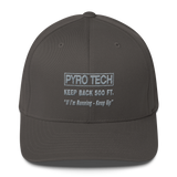 Hat - PYRO TECH FLEX-FIT HAT SIX COLORS