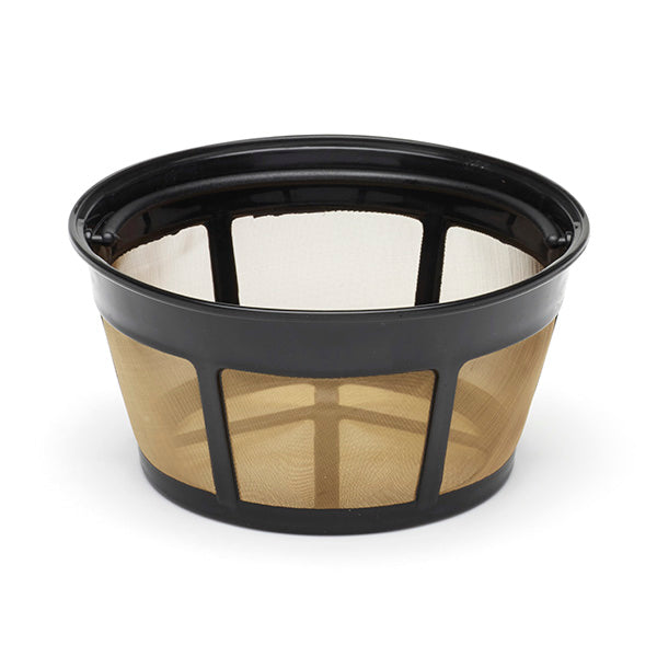 Gold Tone Coffee Filter