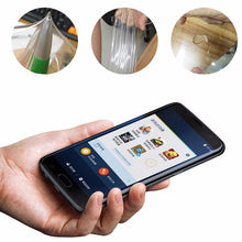 Galaxy S7 Edge S6 Edge S8 Plus Screen ProtectorPet Film Full Cover (Not Tempered Glass)3D Curved Round Edge
