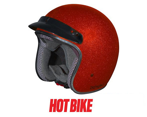 Kali Protectives / Rava Helmet - Hot Bike