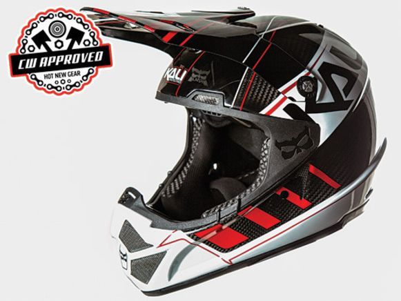 Kali Protectives Shiva Motorcycle Helmet - Cycle World