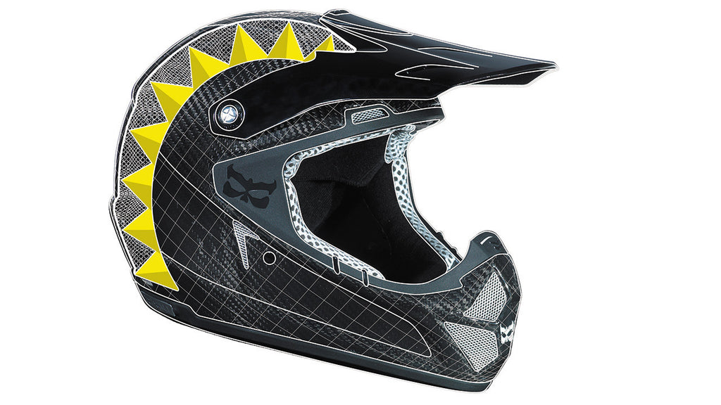 Lightest Full-Face Helmet Ever Brings Motorcycle Safety To Bicycles - Gizmodo