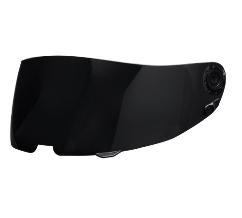 Catalyst Dark Smoke Face Shield - Kali Motorsports