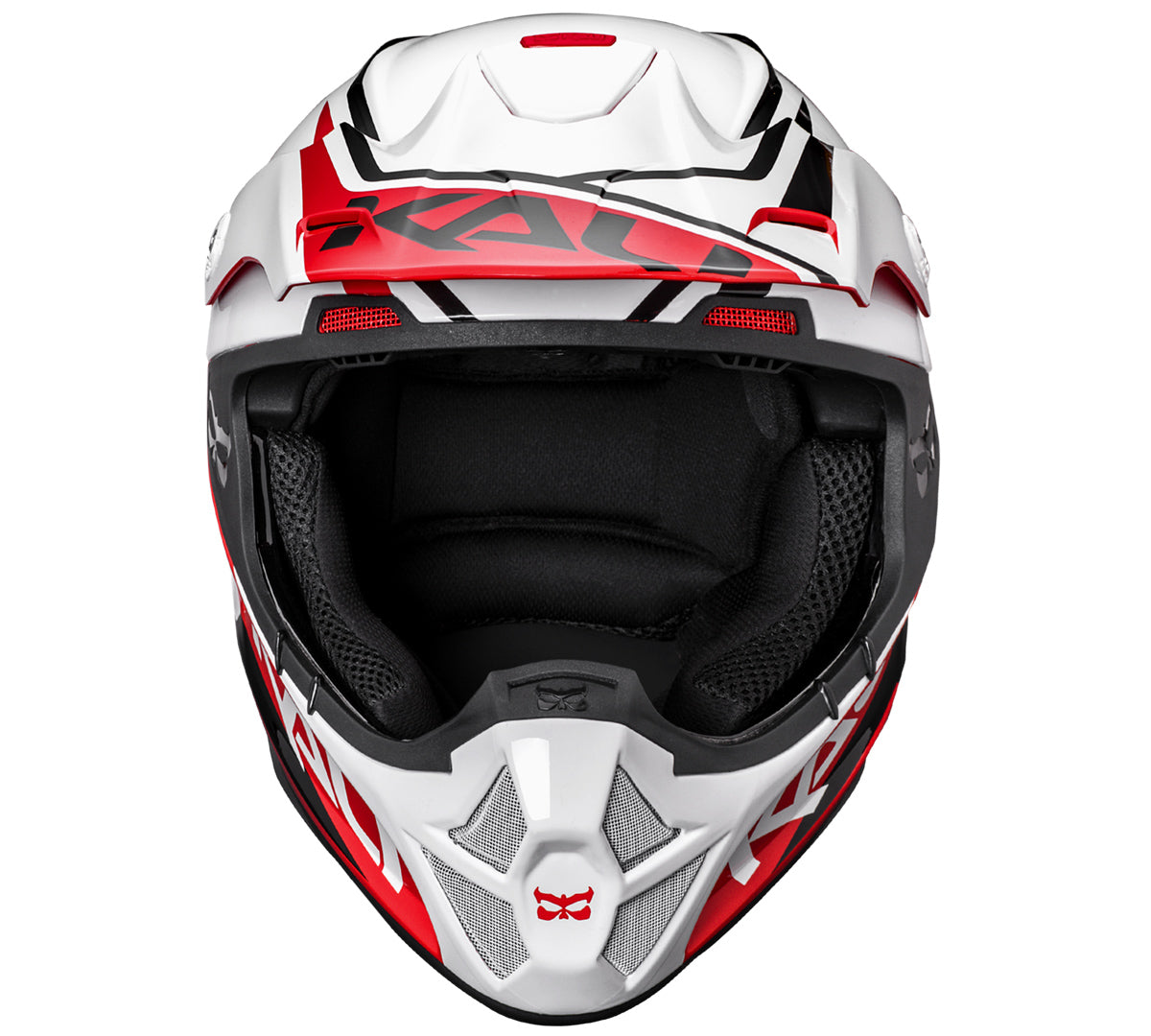 Shiva 2.0 - Gloss Red/White