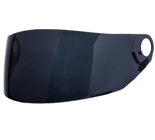 Apex Face Shield - Dark Smoke - Kali Motorsports