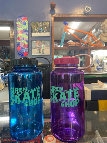 SIREN SKATE SHOP Nalgene Bottle