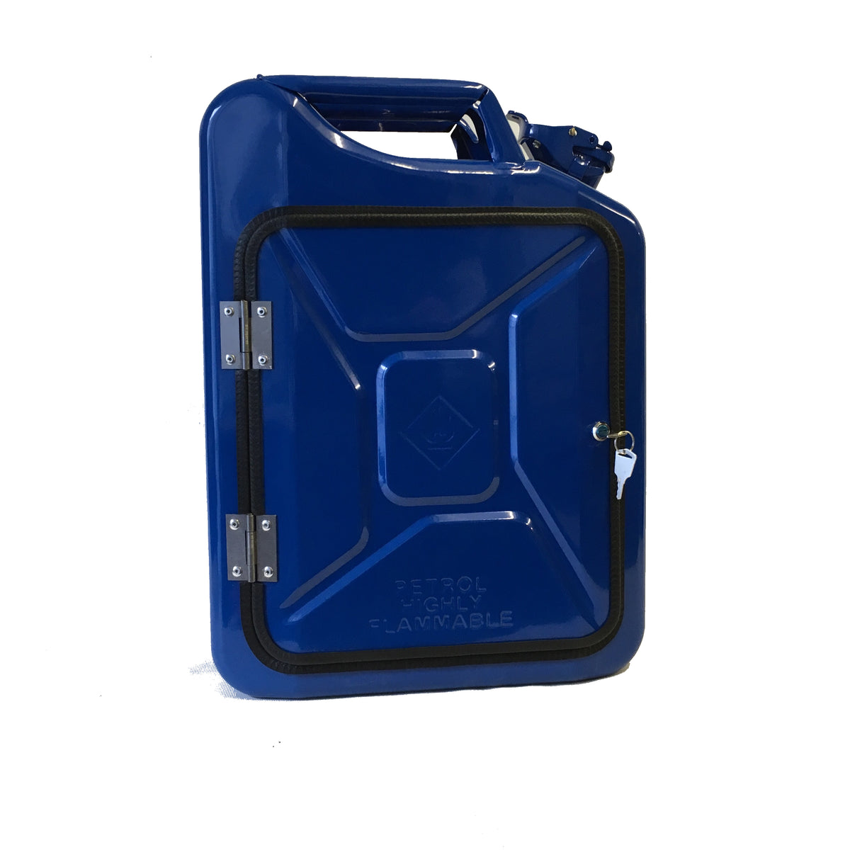 Gin Precision cut Multibottle Jerry can Mini Bar