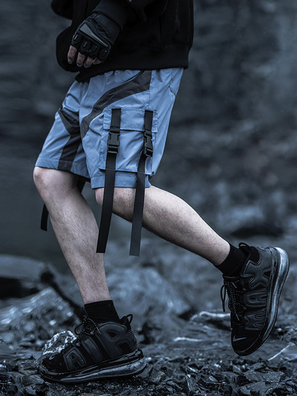 TECH STRAPPED SHORTS - KW | 20S/S