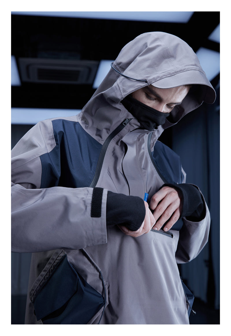 TECHWEAR WATERPROOF CLOAK - RL | 19F/W