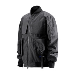 TECHWEAR WATERPROOF MA1 JACKET - RL | 19F/W