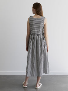 ELODIE | BLACK & WHITE STRIPE
