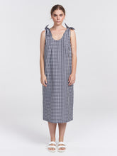 NORAH | NAVY CHECK