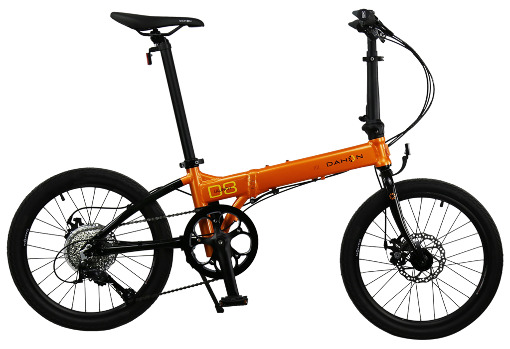 Bicicleta plegable Dahon LAUNCH D8