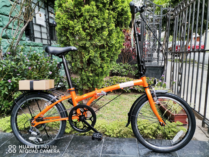 Bicicleta plegable Dahon DREAM D6