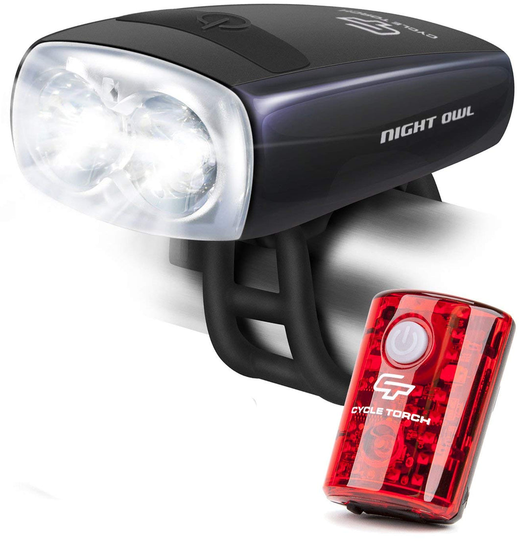 Kit de luces para bicicleta Cycle Torch NIGHT OWL