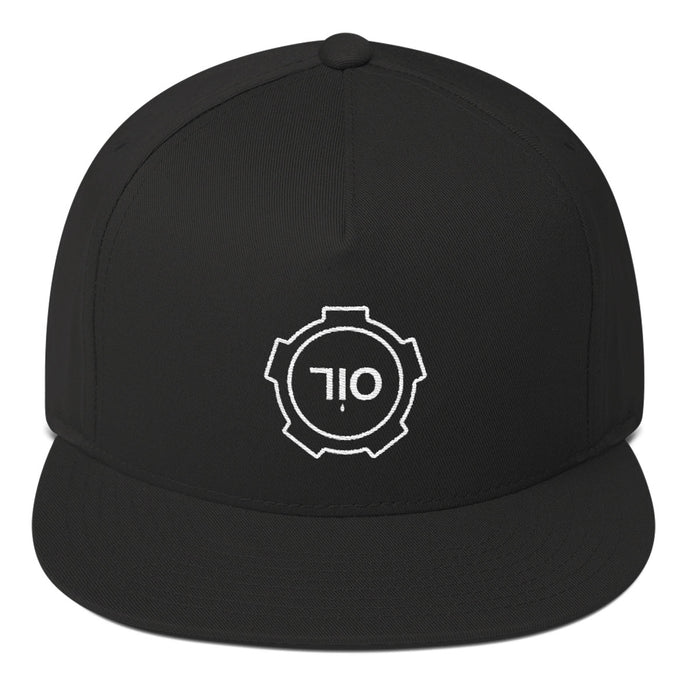 710 Oil Top - Snap Back Cap - ilovemaryjane