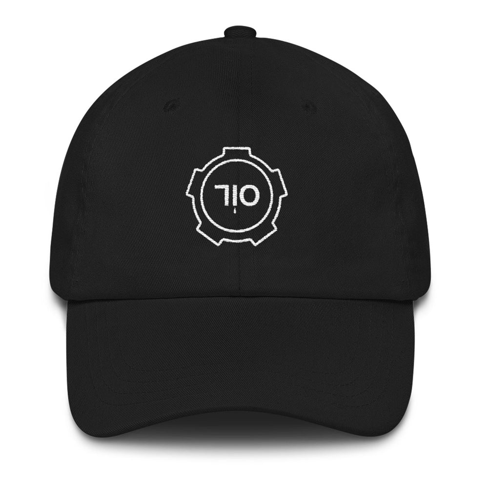710 Oil Top - Dad hat - ilovemaryjane