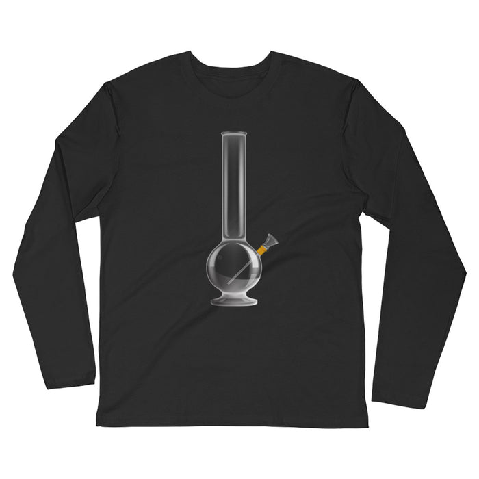 Bong - Long Sleeve Fitted Crew - ilovemaryjane