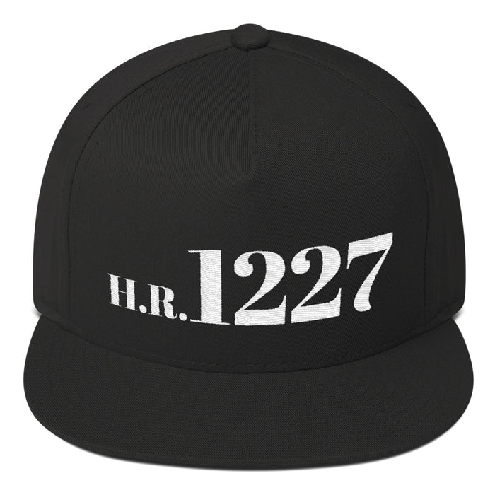 Bill H.R.1227 - Ending Federal Marijuana Prohibition Act of 2017 - Snap Back Cap - ilovemaryjane