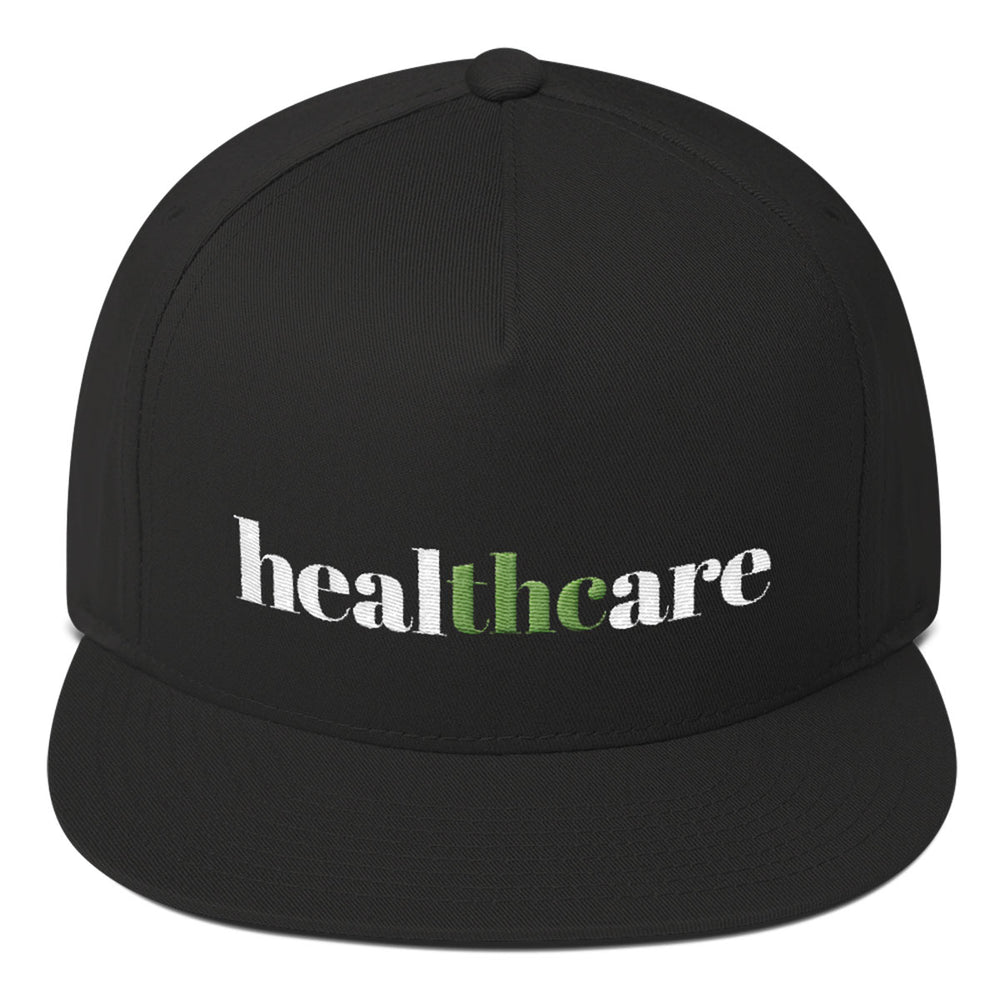 THC in Healthcare - Snap Back Cap - ilovemaryjane