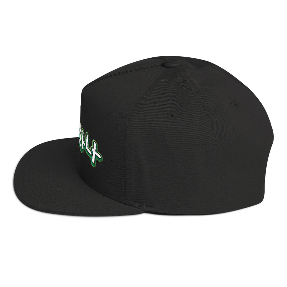 'Marijuana' in Korean - Snap Back Cap - ilovemaryjane