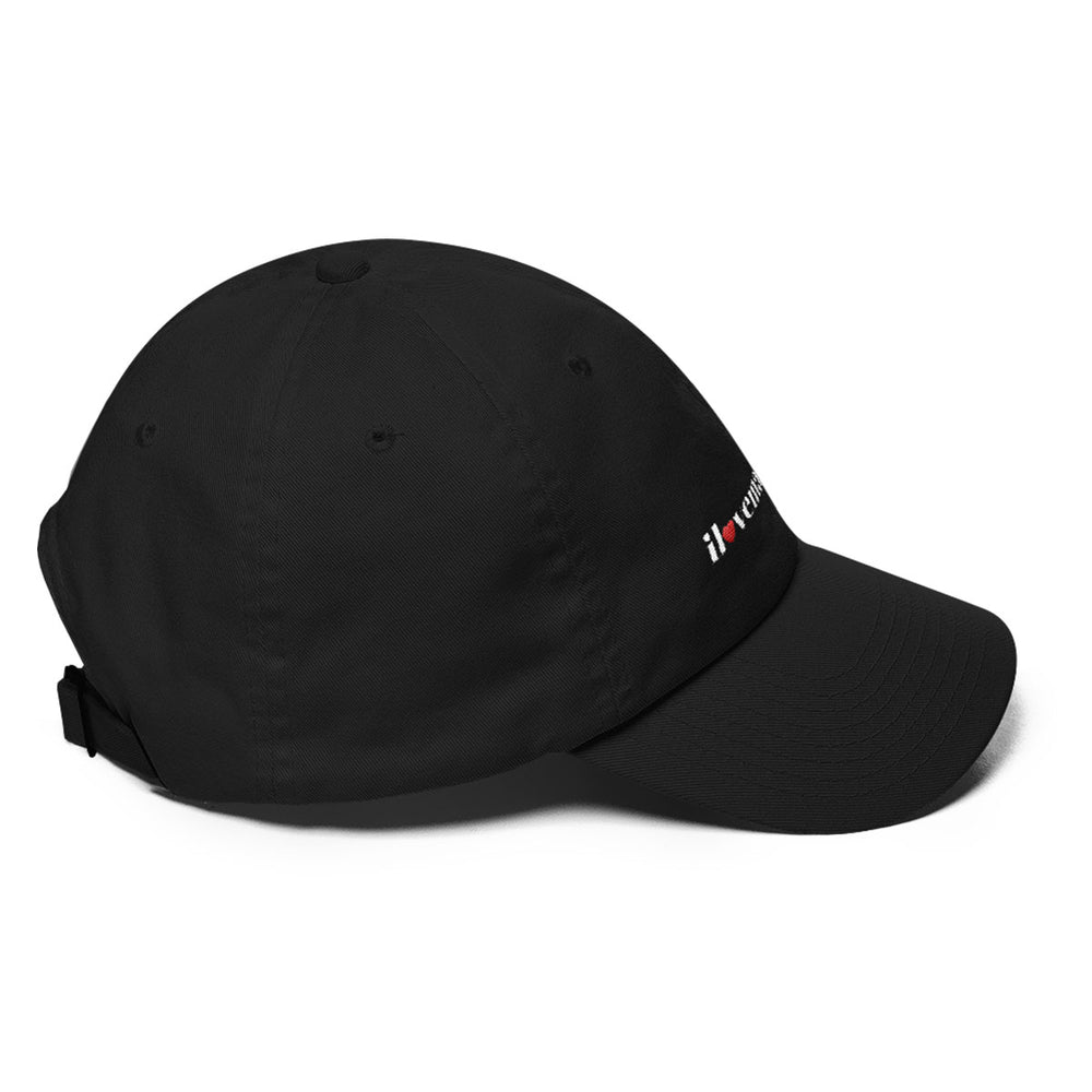 I Love Mary Jane Logo - 6-Panel Cotton 'Dad' Cap - ilovemaryjane