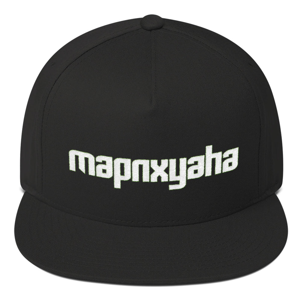 'Marijuana' in Russian - Snap Back Cap - ilovemaryjane