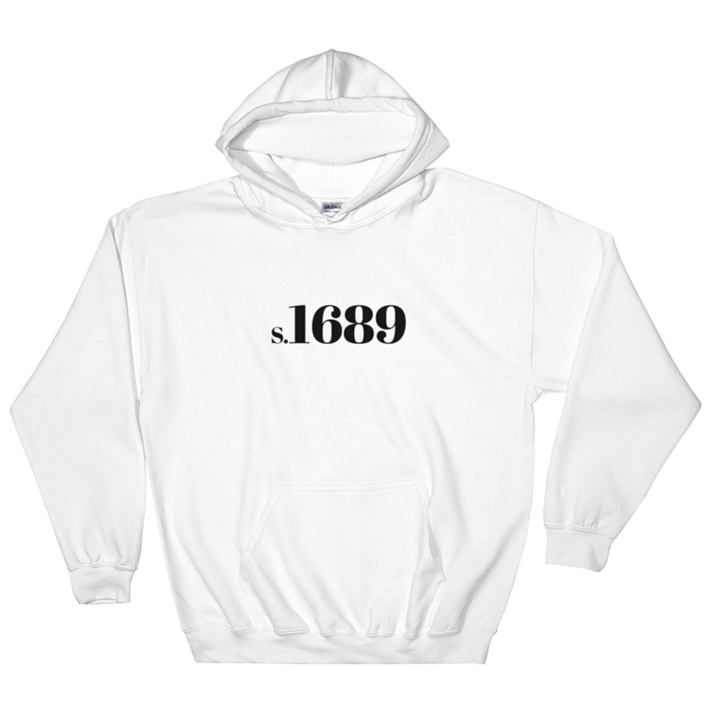 Bill S.1689 - Marijuana Justice Act of 2017 - Hooded Sweatshirt - ilovemaryjane