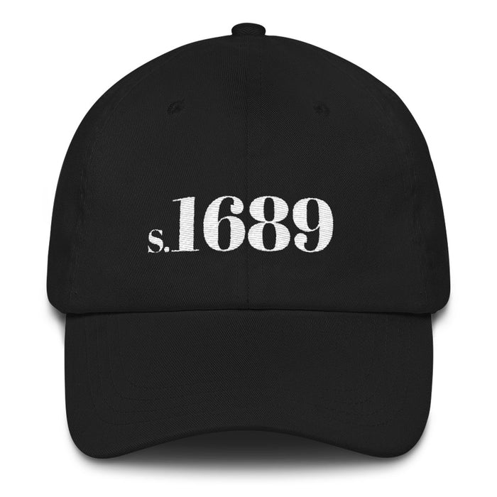 Bill S.1689 - Marijuana Justice Act of 2017 - Dad Hat - ilovemaryjane