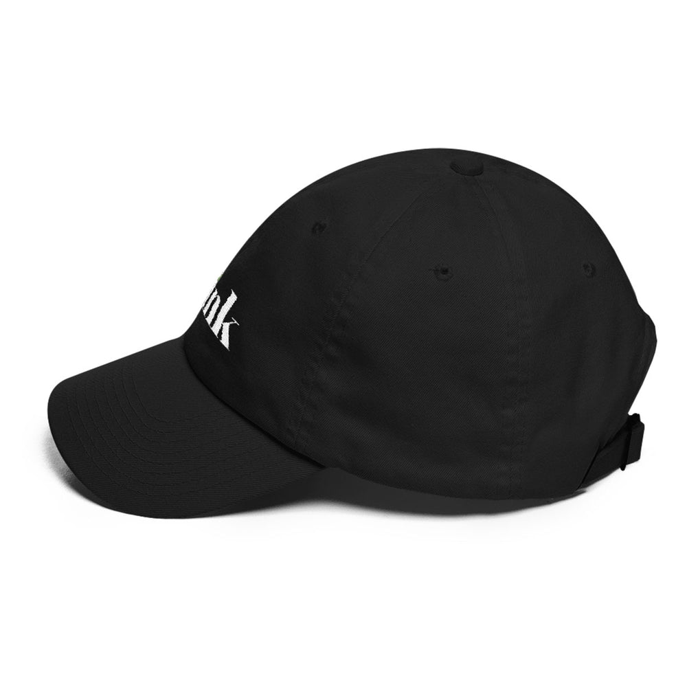 Think Cannabis - 6-Panel Cotton 'Dad' Cap - ilovemaryjane