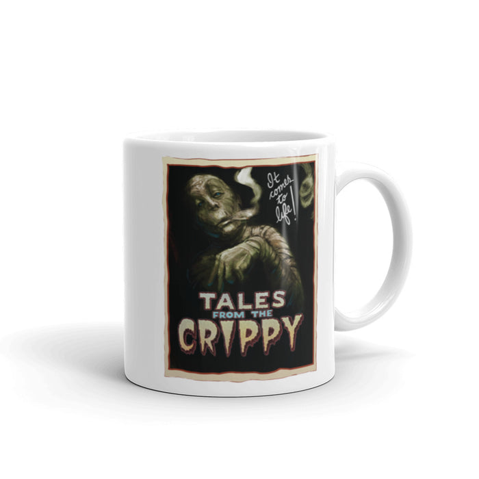 Tales From The Crippy - 11oz Mug - ilovemaryjane