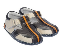 Load image into Gallery viewer, Jetson Baby Shoes - Two Little Feet