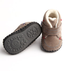 Criss-Cross Baby Shoes