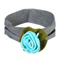 Baby Girls Headband - Ocean - Two Little Feet