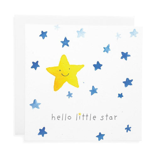 Little Star Card