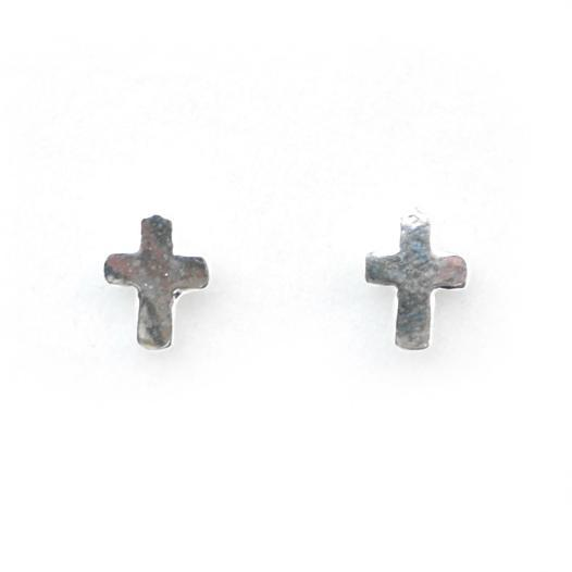 Cross Earring by Lauren Hinkley