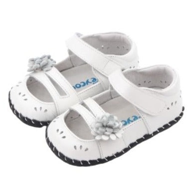 Pearl Baby Shoes - Two Little Feet