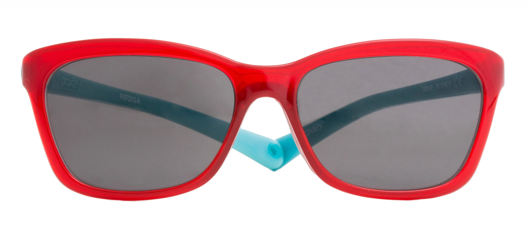 Paxley Pico Sunglasses - Red Cyan