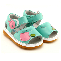 Apple Girls Shoes - Two Little Feet