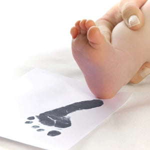 Baby Ink Single Printing Kit - Two Little Feet